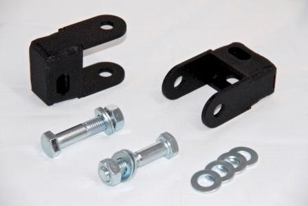 Ford Superduty Shock Brackets 108090